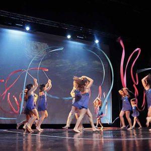 Corsi Danza Milano Modern Jazz Con Elemnti Di Ginnastica Ritmica