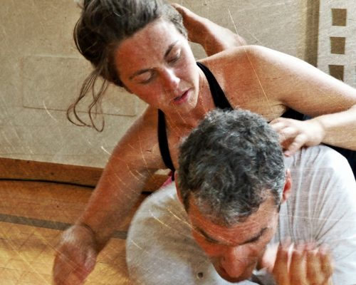 Seminario Di Contact Improvisation Con Elisa Ghion