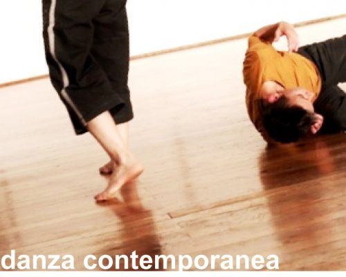 Workshop Intensivo Di Danza Contemporanea